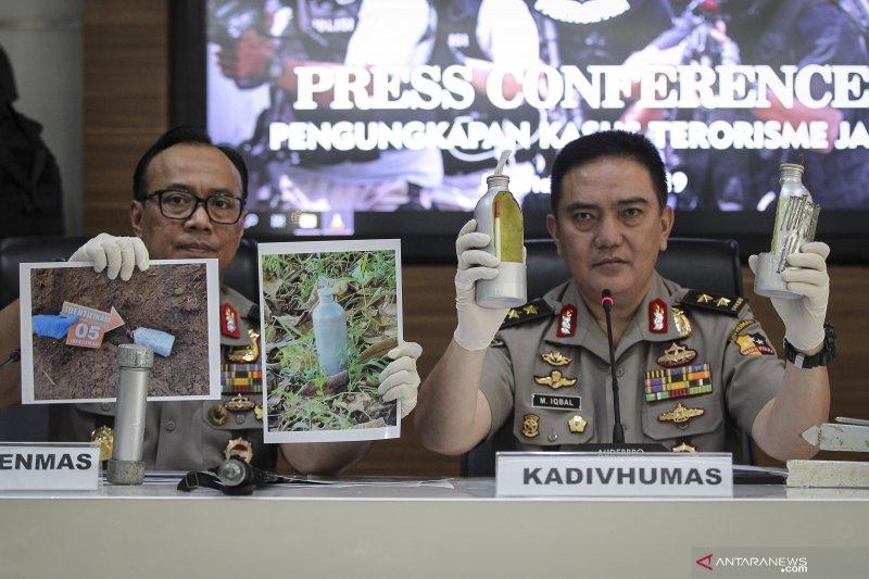 Pengungkapan kasus terrorisme  JAD