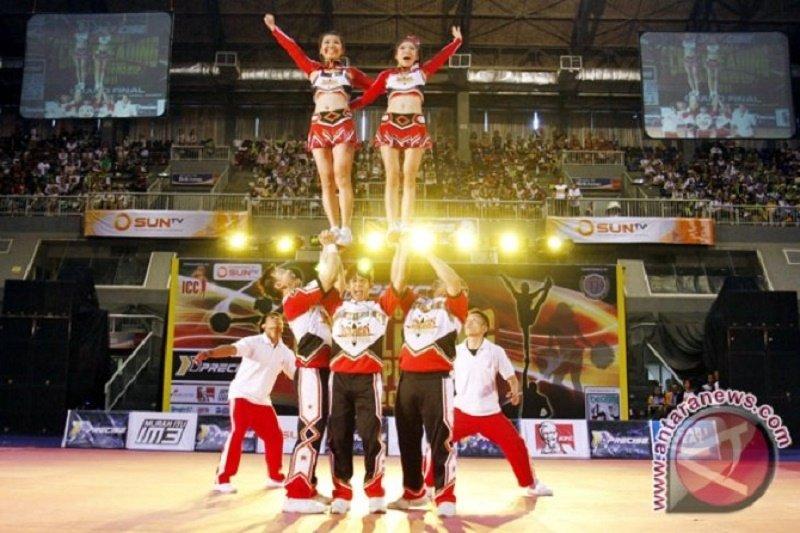 Indonesia raih medali perak dan perunggu di kejuaraan cheerleading Junior Asia