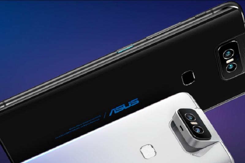 Asus luncurkan ZenFone 6 dengan kamera putar flip-up