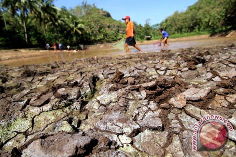 BMKG: Gunung Kidul alami hari tanpa hujan cukup lama