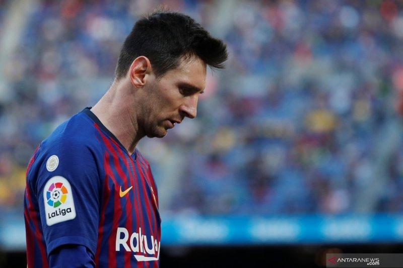 Ternyata Messi berada dalam dua sisi mata uang kehidupan