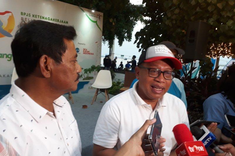 BPJS-TK lindungi peserta lomba paddle internasional di Belitung