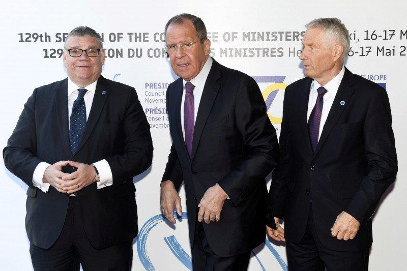Rusia siap putus hubungan kalau EU jatuhkan sanksi keras