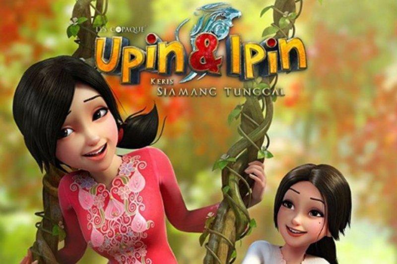 Upin Ipin the Movie laris di Indonesia