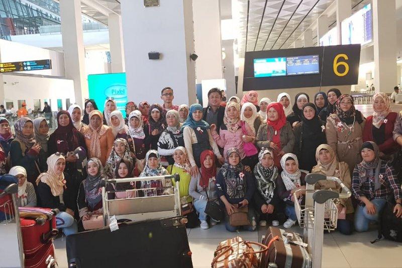 Kedubes RI pulangkan 50 pekerja migran bermasalah dari Amman