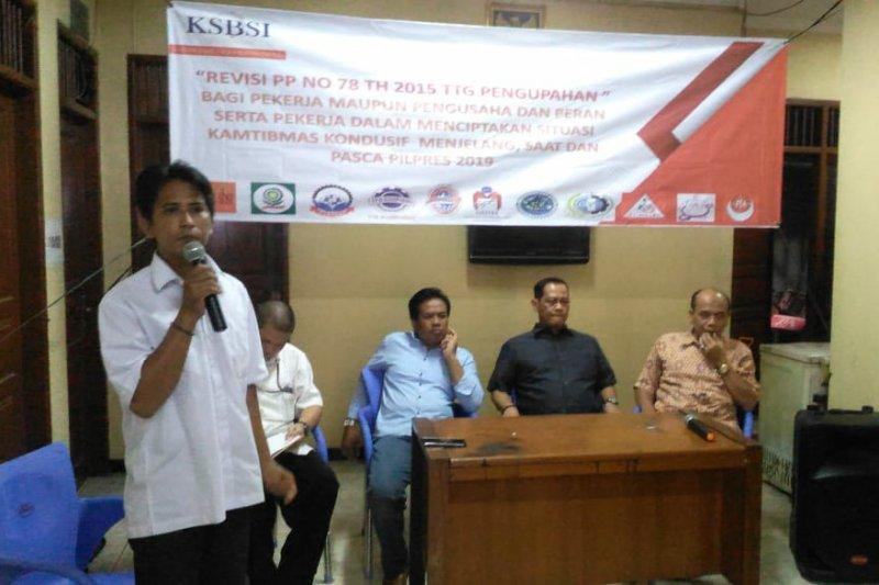 KSBSI DKI Jakarta pastikan tidak ikut aksi 22 Mei