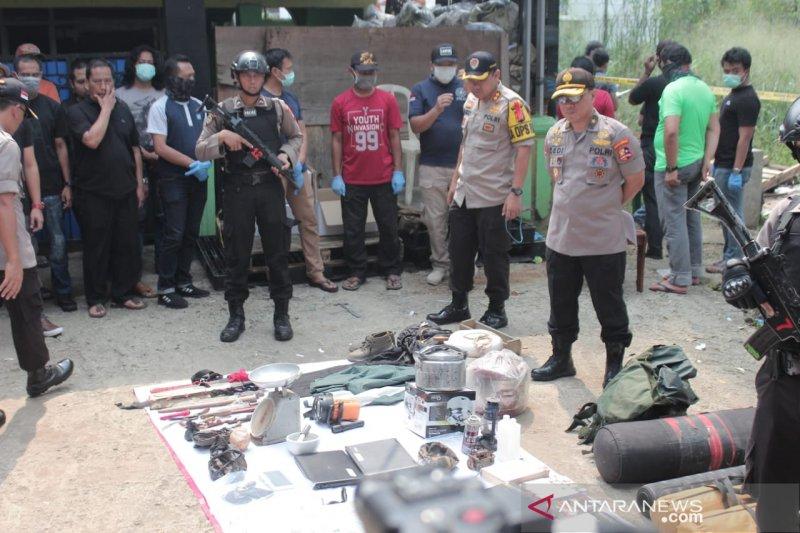 Polisi juga bekuk satu simpatisan ISIS di Bogor