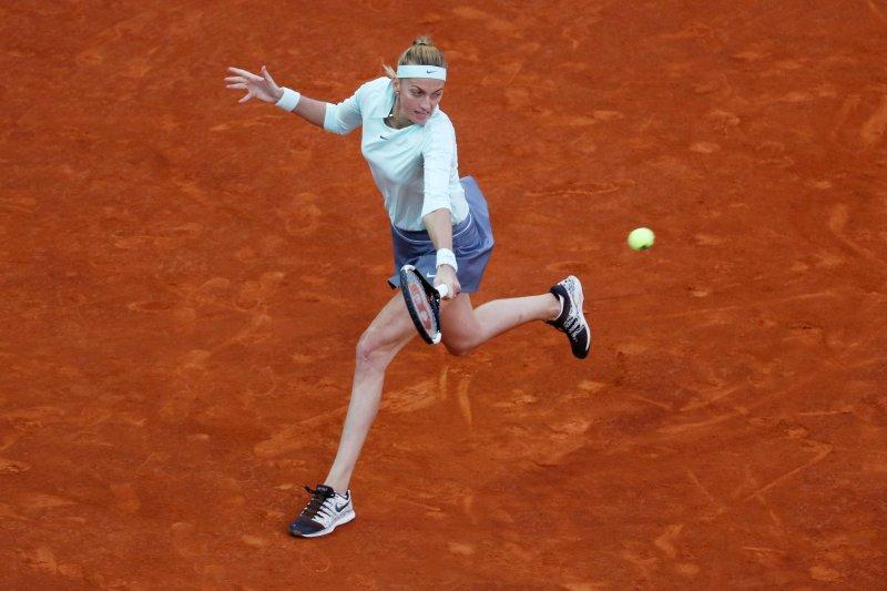 Cidera lengan, Kvitova menarik diri dari Rogers Cup Toronto