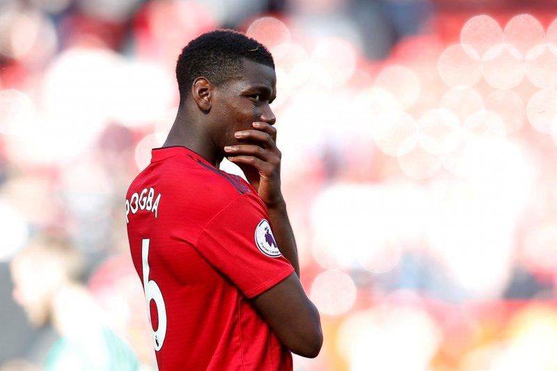 Merapat ke Madrid, Pogba diminta ajukan permohonan transfer MU
