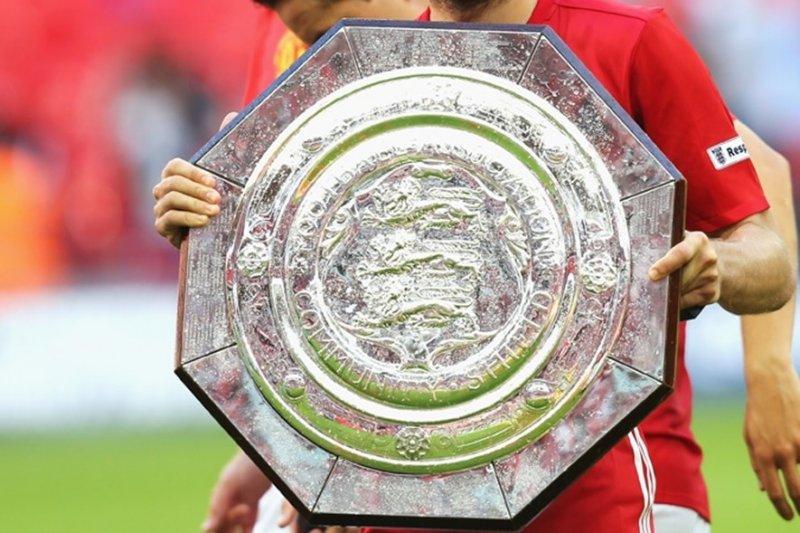 Manchester City vs Liverpool pada laga Community Shield musim depan