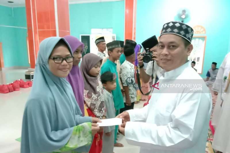 Wakil Bupati Lingga safari Ramadhan di Pulau Duyung