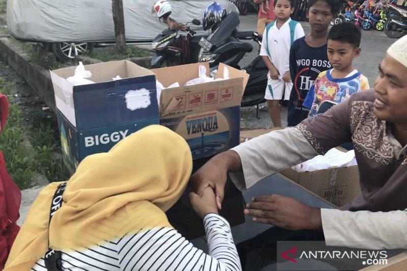 Libatkan ustadz, cara unik Polres Pelalawan sadarkan pelanggar lalu lintas