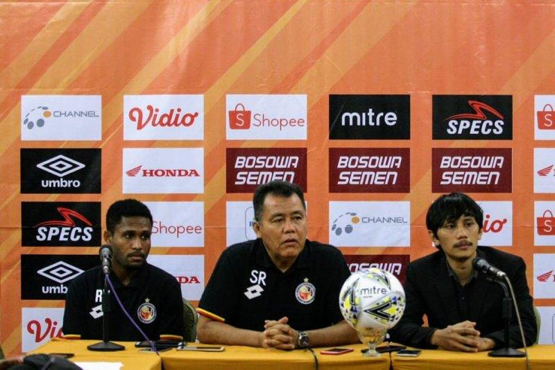 Semen Padang terinspirasi dengan sukses tim promosi Liga 1