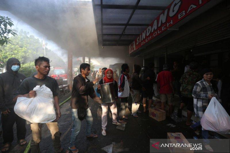 Wali Kota Bandung evaluasi Pasar Kosambi