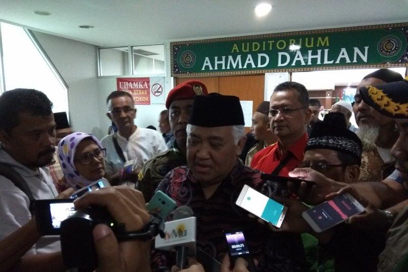 "Din Syamsuddin: ""people power"" tidak melanggar konstitusi"