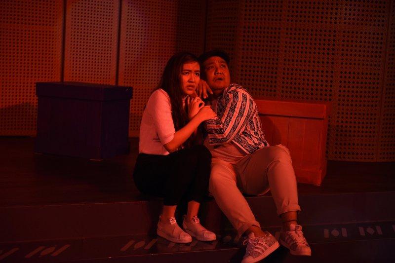 Teater SIM dan Yajugaya suguhkan pertunjukan minikata