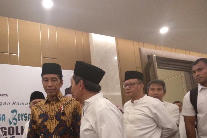 Presiden Jokowi: Wajar pemenang kedua duduk Ketua MPR
