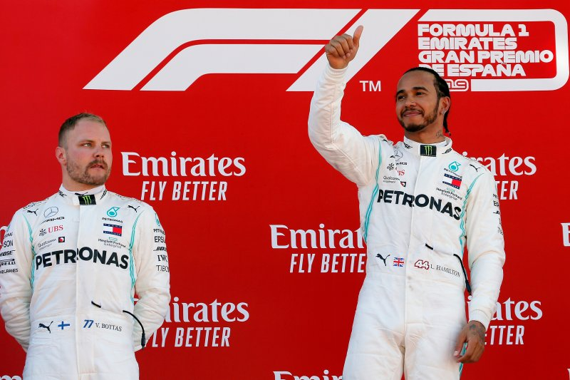 Bottas sesumbar, perebutan juara kini hanya dia dan Hamilton