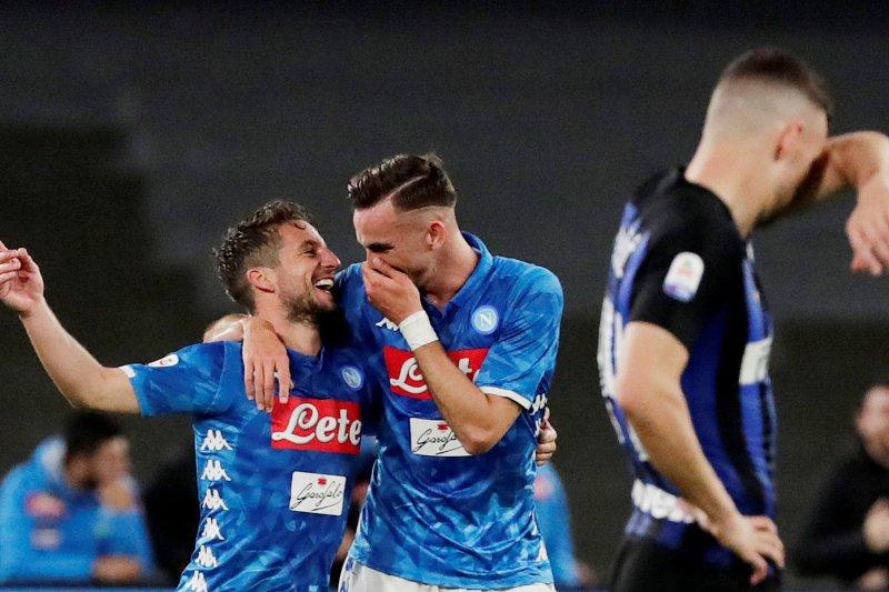 Napoli halangi Inter masuk Liga Champions