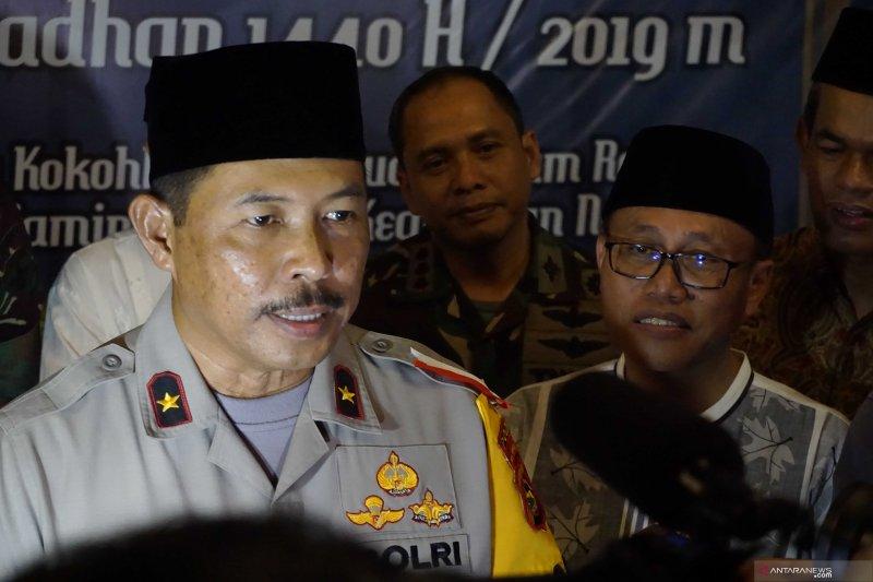 Kapolda NTB benarkan penangkapan enam terduga teroris di Bima