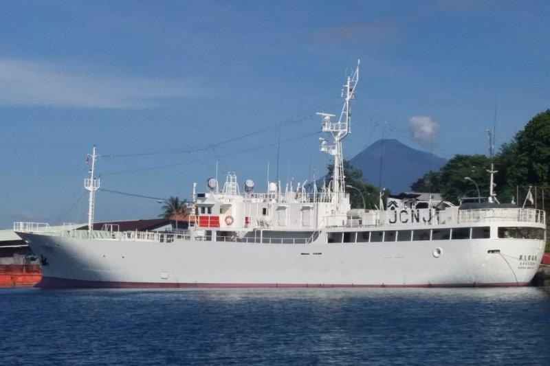 KKP periksa kapal ikan Jepang di ZEE Laut Sulawesi