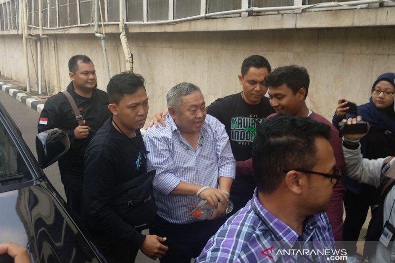 Lieus Sungkharisma ditangkap akibat dugaan makar