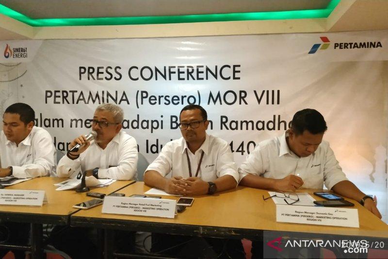 Pertamina Maluku-Papua pastikan ketersediaan BBM jelang Idul Fitri