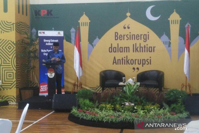 KPK dorong organisasi Islam lebih berperan berantas korupsi