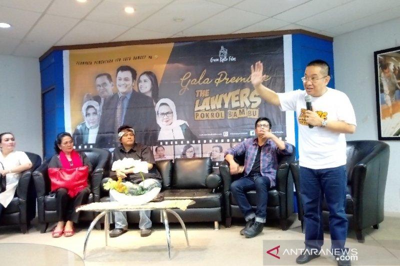 "Pemeran film ""The Lawyers""  sapa penonton di Makassar"