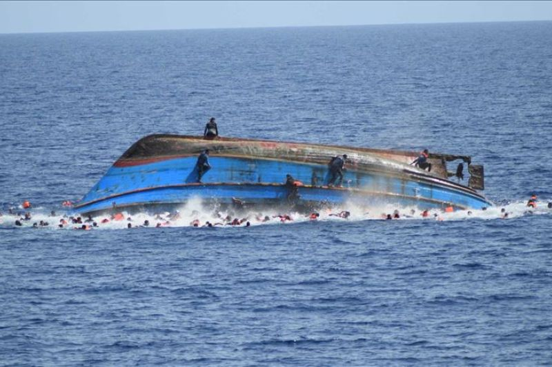 IOM: Puluhan migran berhasil diselamatkan di lepas pantai Libya