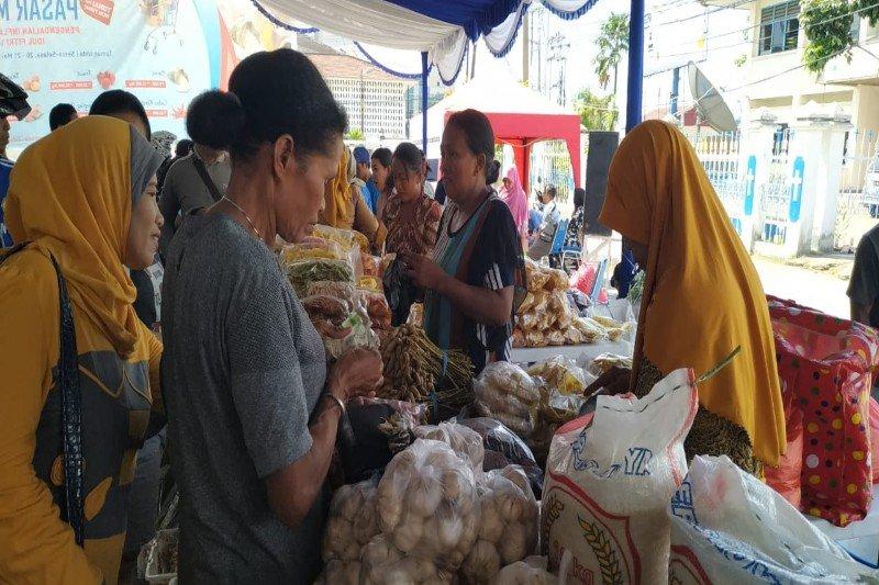 TPID Papua gelar pasar murah menjelang Idul Fitri 1440 H