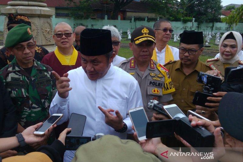 Partisipasi masyarakat Sumsel  pada pemilu lampaui target nasional