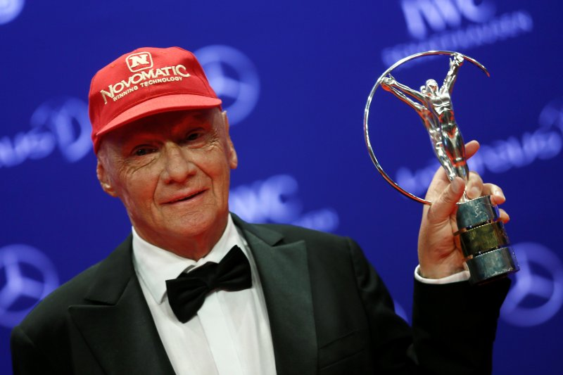 Niki Lauda meninggal dunia, juara tiga kali F1
