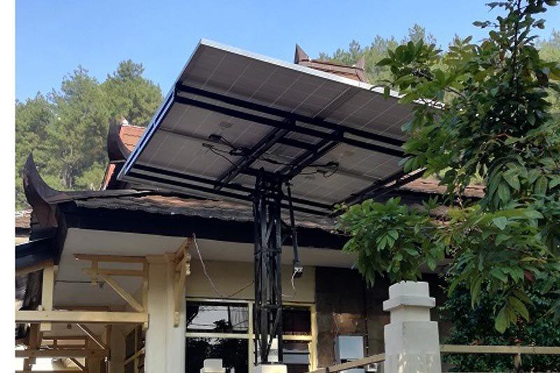 Telaah - SOGA, solusi listrik gratis