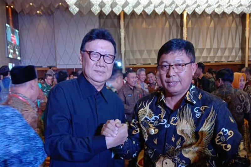 Bupati Poso hadiri rakor penanganan konflik sosial di Jakarta