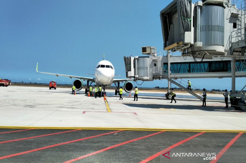 Bandara Yogyakarta diharapkan tumbuhkan kawasan strategis Jateng selatan