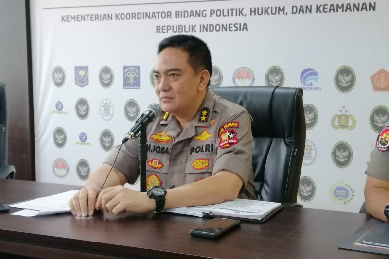 Polri tidak dibekali peluru tajam saat pengamanan aksi 22 Mei