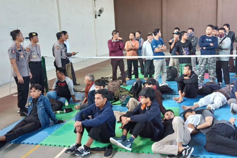 Dua Bus Massa 'People Power' 22 Mei Gagal Masuk Jakarta