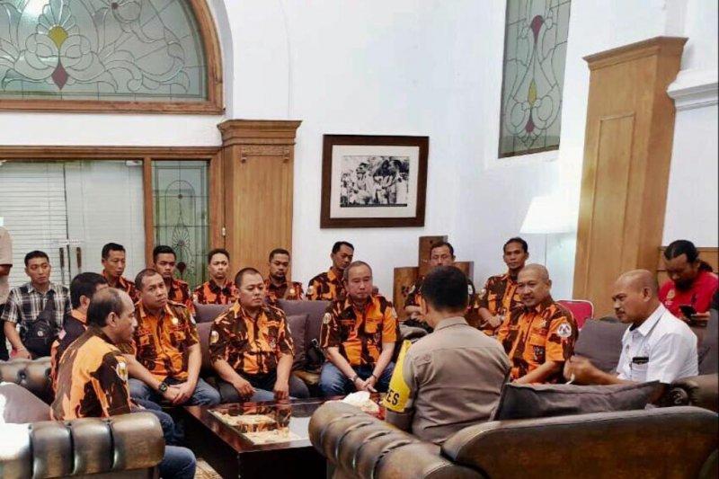 Pemuda Pancasila Surabaya nilai hasil pemilu sah menurut hukum