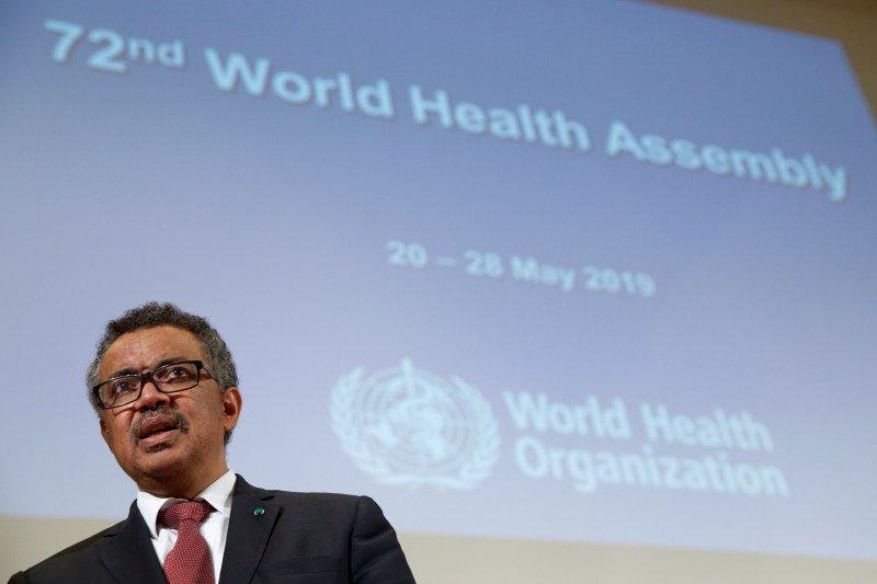 WHO minta dunia tetap tenang terkait wabah virus corona