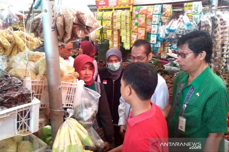 TPID Jateng: Harga kebutuhan pokok makin stabil