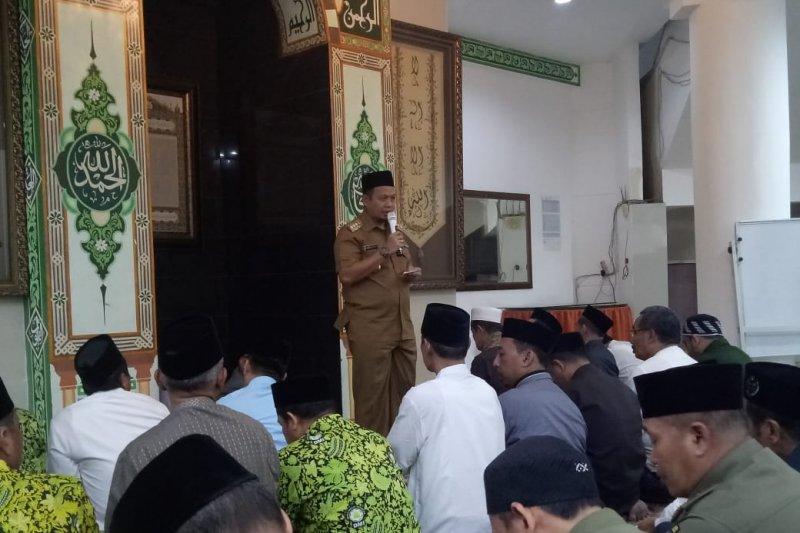 Pj Wali Kota Makassar kunjungi Perusda Sulsel