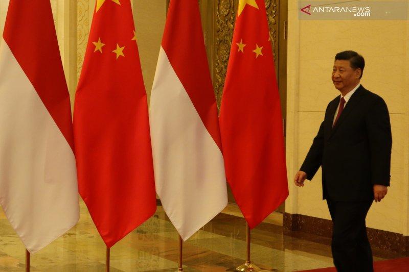 China tanda tangani Prakarsa Sabuk Jalan dengan 18 negara Arab
