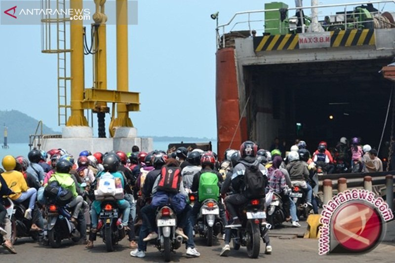 Arus mudik di Pelabuhan Batulicin, Kalsel, diprediksi naik 15 persen