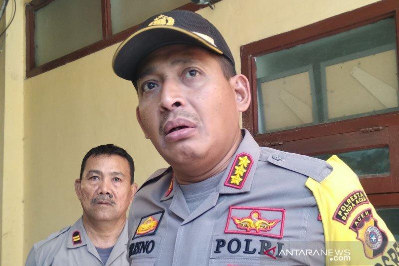 Polresta Banda Aceh buru tiga tahanan kabur saat pemberian makan sahur