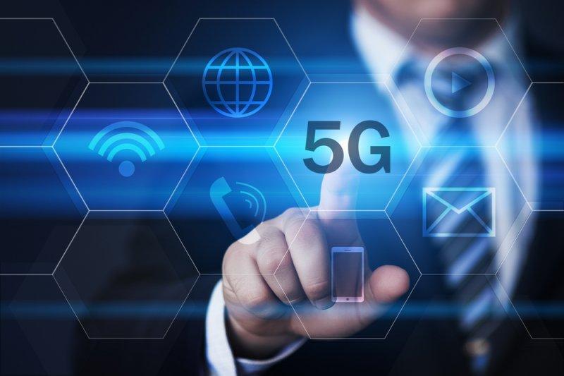 Kominfo akan gelar 5G  secara bertahap