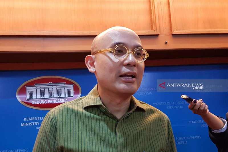 Negara lain mengapresiasi keterbukaan Indonesia tentang situasi Jakarta terkait aksi 22 Mei