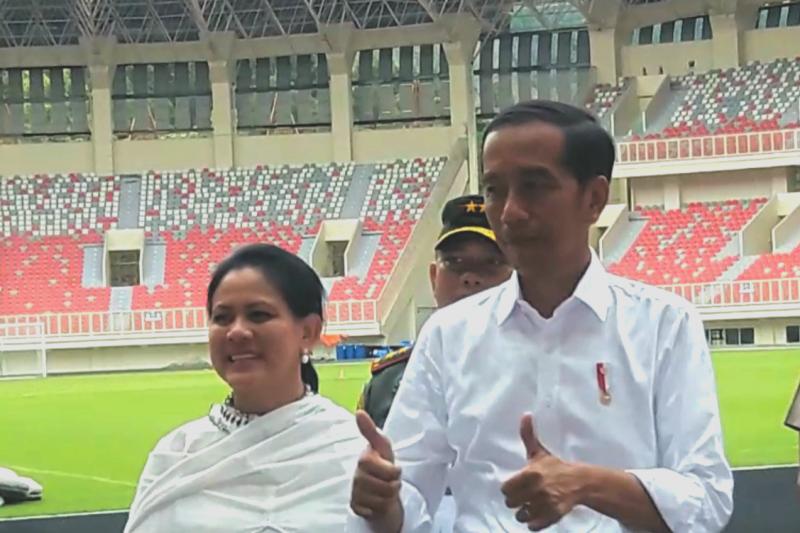 Pemimpin negara sahabat sampaikan selamat kepada Presiden Jokowi