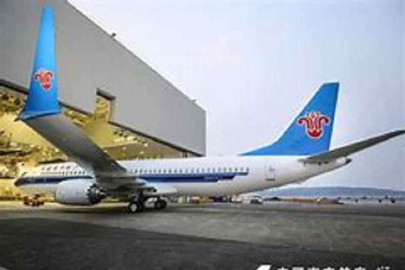 Maskapai China Southern juga minta kompensasi Boeing