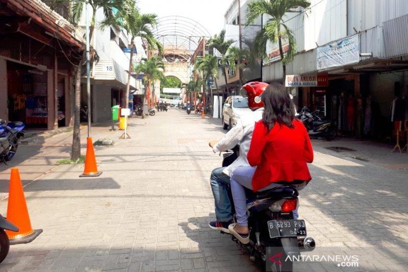 Sejumlah lokasi di Jakarta aman saat